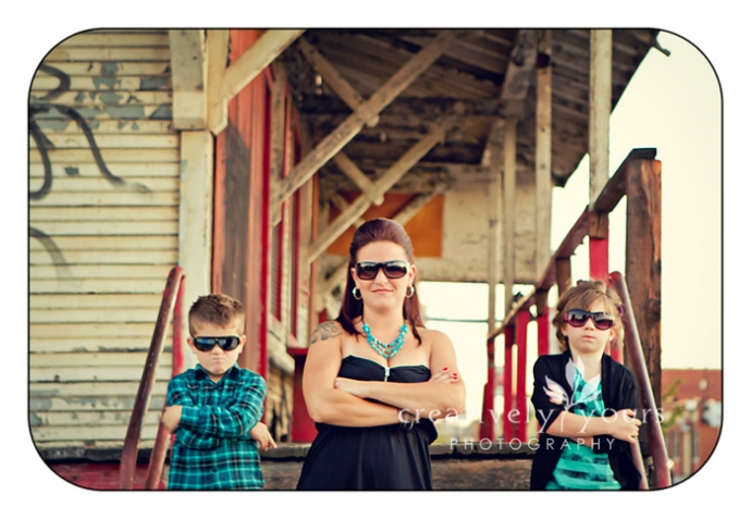 Cheney WA Family Pictures