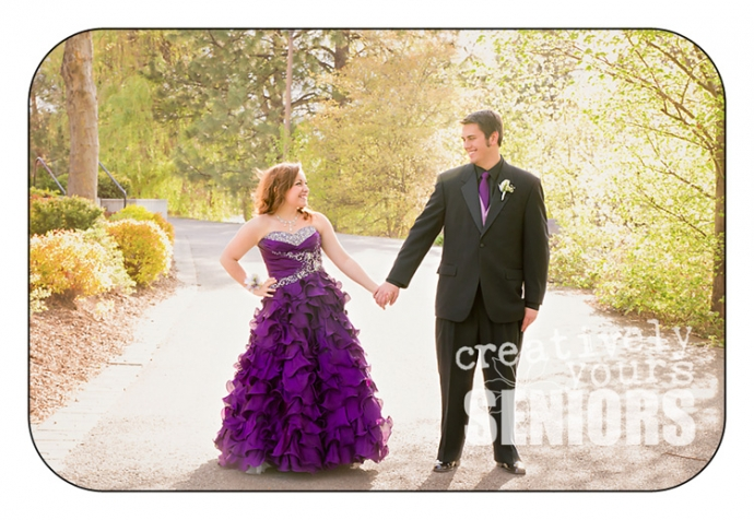 Cute Spokane Prom Pictures