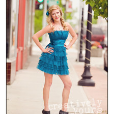 Rockin Senior Images in Spokane