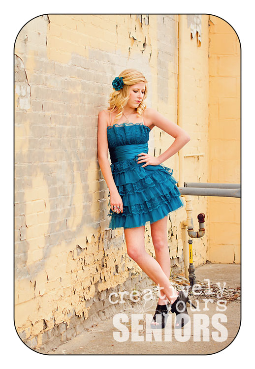 Gorgeous Senior Images in Spokane