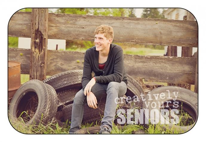 Senior Guy Pictures in Spokane WA