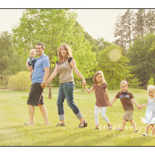 Cute Family Pictures in Spokane WA