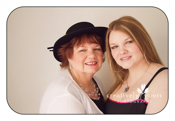 Mother and Daughter in Spokane WA Pictures