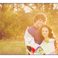 Gorgeous Lighting in Engagement Pictures in Spokane WA