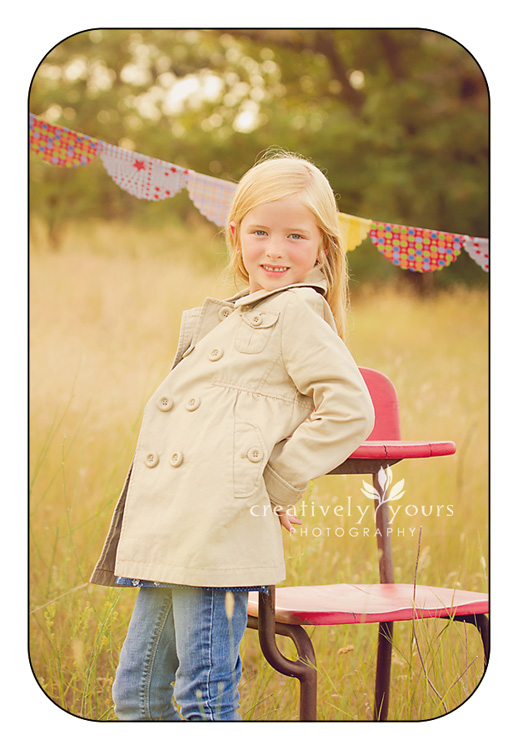 Back to School Clothes for pictures in Spokane WA