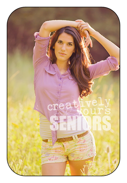 Gorgeous Senior Pictures in Cheney WA