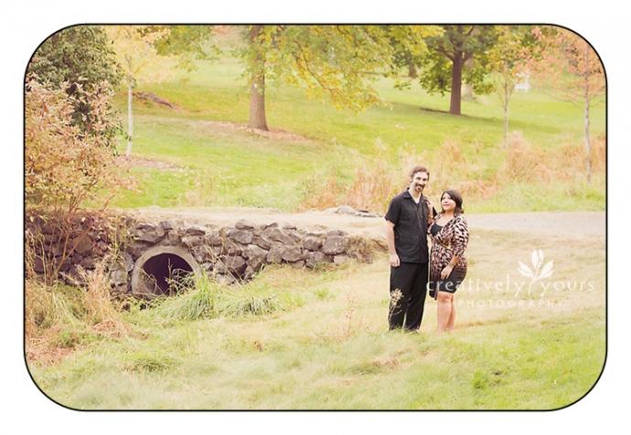 Scenic Spokane WA Couples Portraits