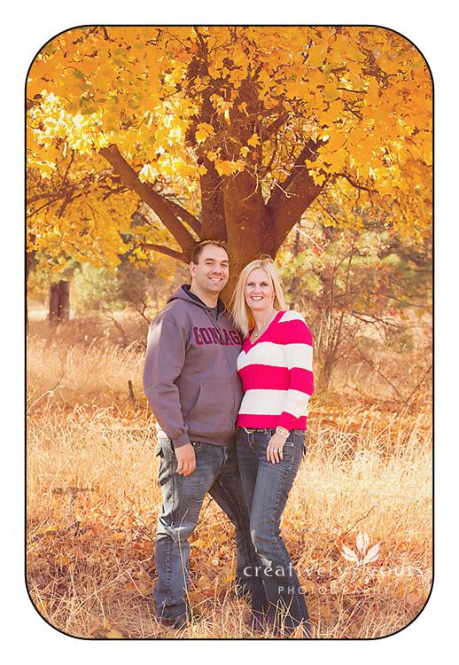 Gorgeous Mom and Dad in Spokane WA