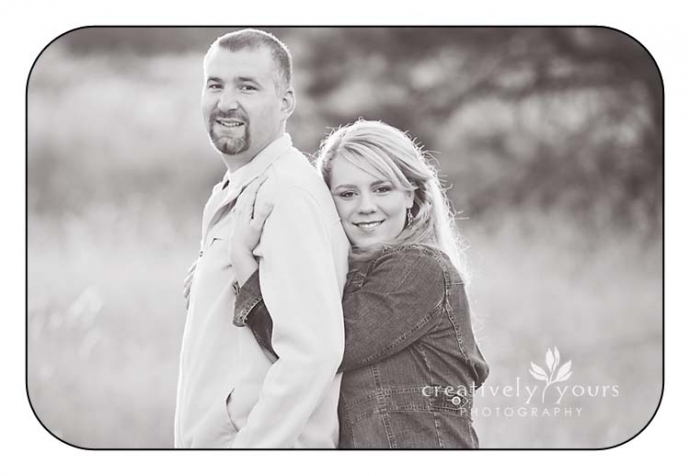 Romantic Engagement Pictures in Spokane WA