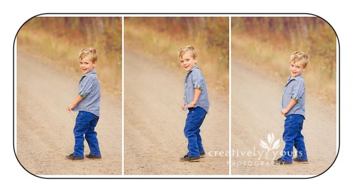 Adorable LIttle Boy Photos in Spokane WA