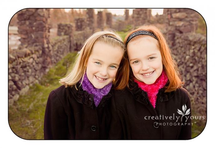 Photos of Twin Sisters in Spokane WA