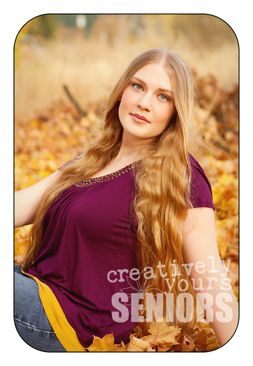 Gorgeous senior pictures in Spokane WA