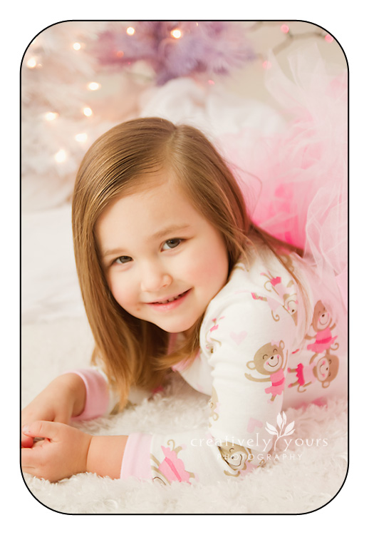 Beautiful Girl Pictures in portrait studio in Spokane WA