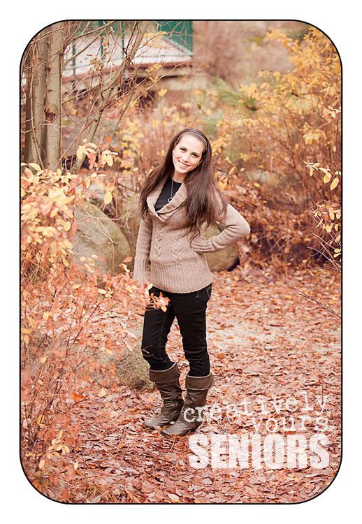 Gorgeous Fall Senior Pictures