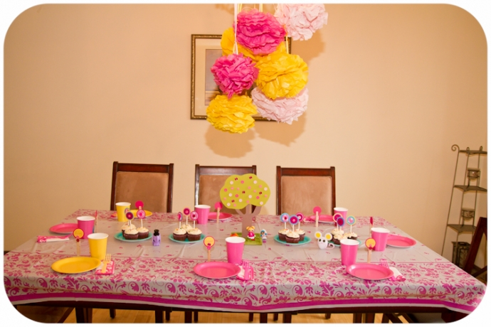 Lalaloopsy Birthday Decorations by Creatively Yours Photography