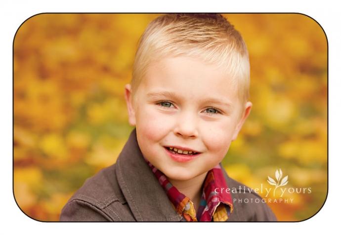 Super cute little boy pictures in Spokane WA