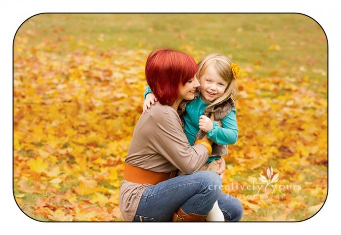 Sweet Momma with her baby girl photo in Spokane WA