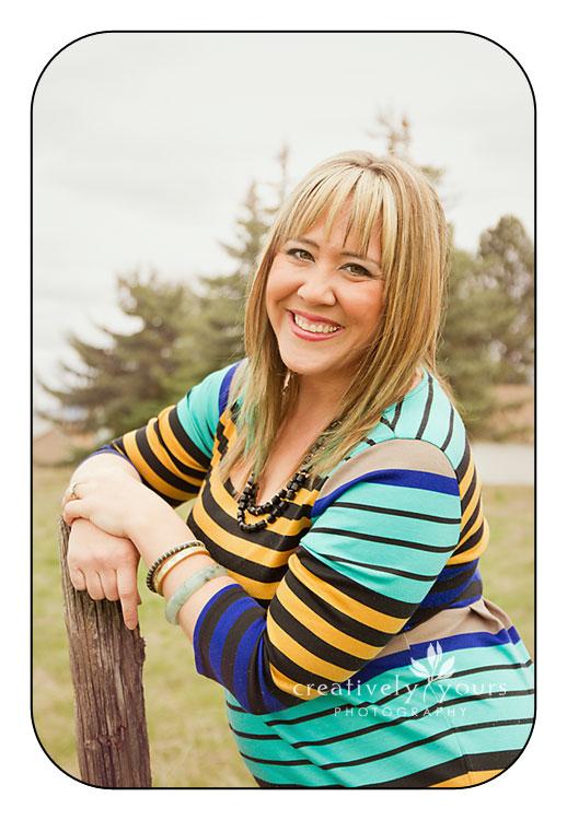 Headshots of Spokane WA Hairstylist