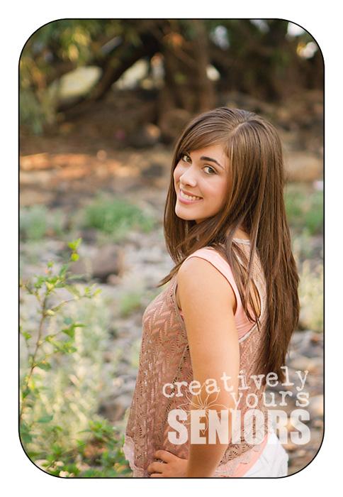 Gorgeous high school senior pictures in Spokane