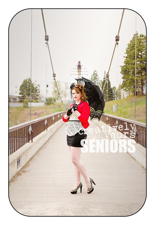 Gorgeous Senior Pictures in Spokane