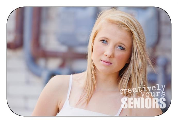 Gorgeous Senior Portraits taken in downtown Spokane