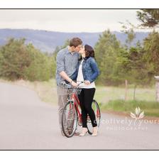 Fun Engagement Images in Spokane WA