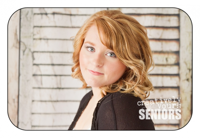 Spokane Studio Senior Pictures by Creatively Yours