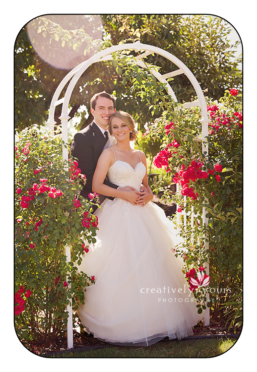 Gorgeous Bride and Groom pictures at Mrs. Kalin