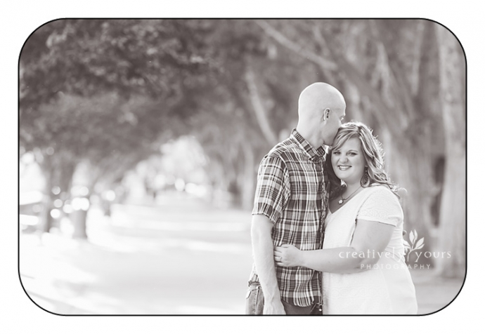 Romantic Spokane WA Engagement Pictures by Spokane Wedding Photographer Creatively Yours