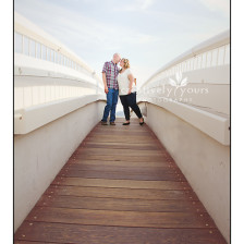 Beautiful engagement photos in Coeur d'Alene ID