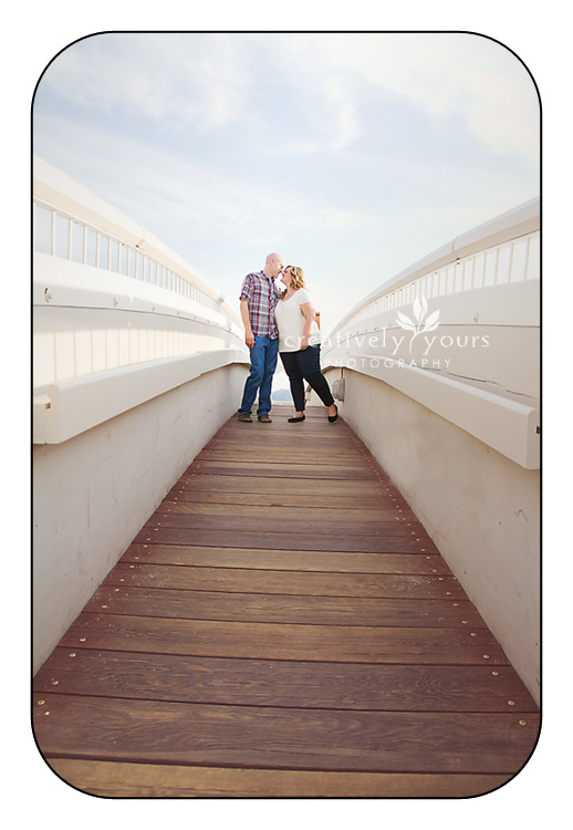 Beautiful engagement photos in Coeur d