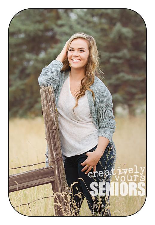 Spokane WA Senior Photos