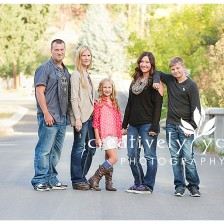 Spokane Fall Family Pictures