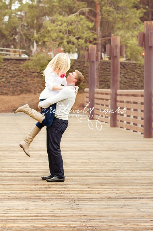 Downtown Spokane Engagement Photos by Creatively Yours