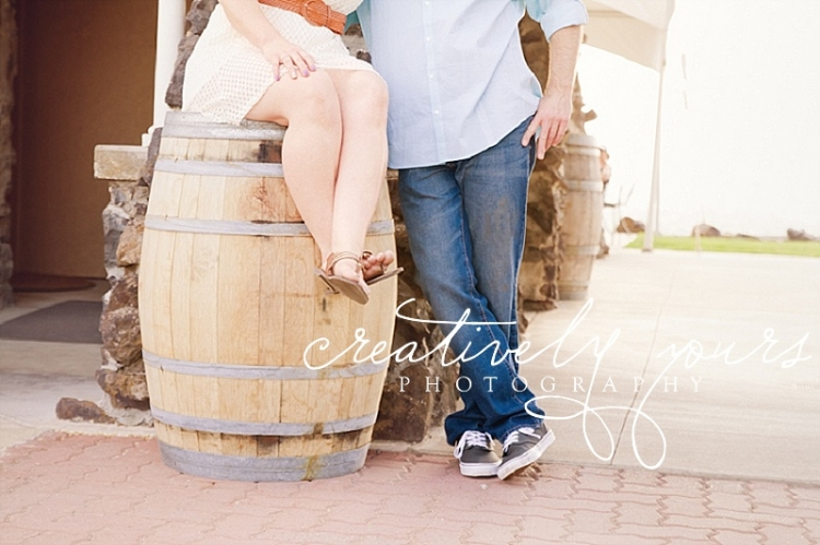 Engagement pictures by Spokane Wedding Photogr
