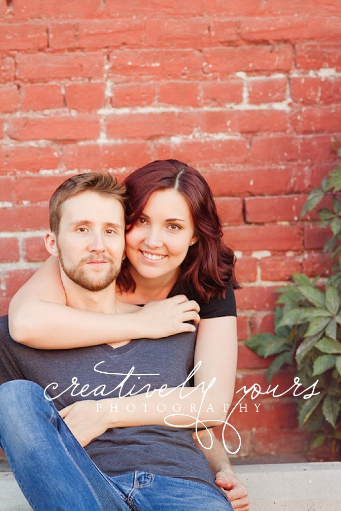 Creatively Yours Photography Engagement photos