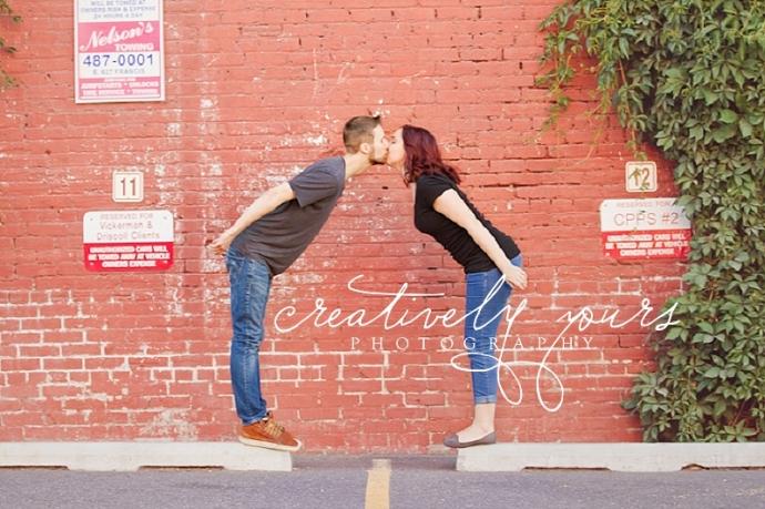 Spokane WA Engagement photos