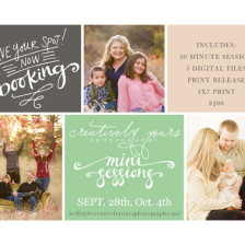 Fall Family photos in Spokane
