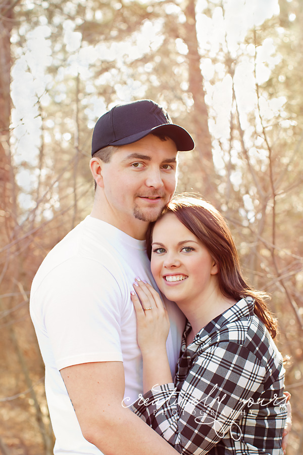 Spokane Engagement Photos