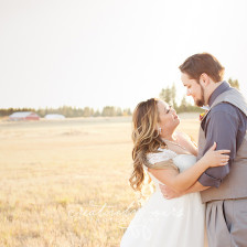 North Spokane Wedding by Creatively Yours Photography
