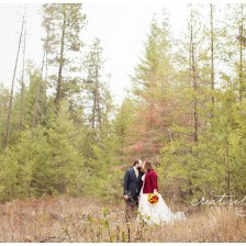 Fall Wedding in Eastern WA photographed by Creatively Yours Photography